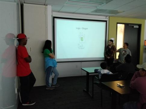 Final Presentations