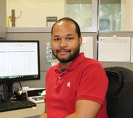 Matthew Grigsby, Finance & Admin Contractor